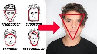 Cómo elegir el Mejor PEINADO Según tu tipo de ROSTRO | Peinados según tu rostro