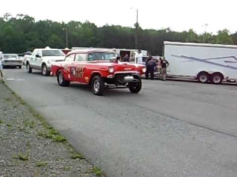Calhoun ga drag strip