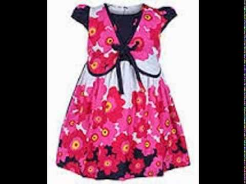 bcf34f180 New Baby Frock Design - YouTube