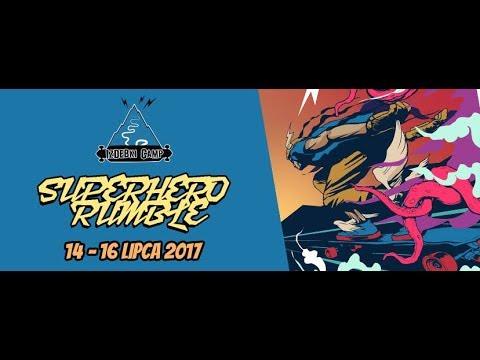 Izdebki Camp 2017 - Superhero Rumble 🔴 LIVE