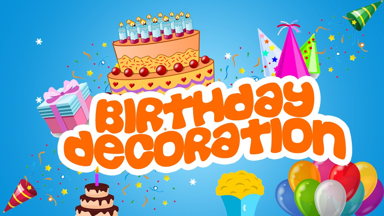 Birthday Decorating Ideas