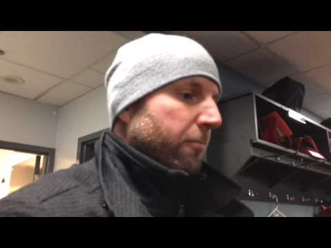 Red Wings' Thomas Vanek braces for trade