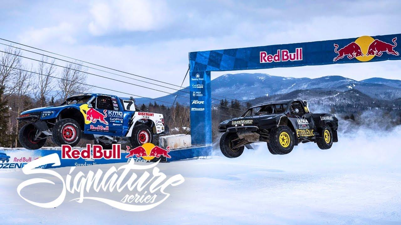 Frozen Rush 2015 FULL TV EPISODE - Red Bull Signature Series