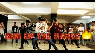 DILLON FRANCIS & SKRILLEX - Bun Up The Dance | @Ajeesh krishna Choreography