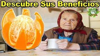 te de cscara de mandarina beneficios mira todo lo que ayuda para tu salud no las vuelvas a tirar