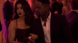 Quantico Priyanka Chopra hints at romance with Blair Underwood