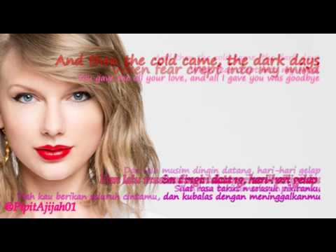 Taylor Swift   Back to December Indo Sub