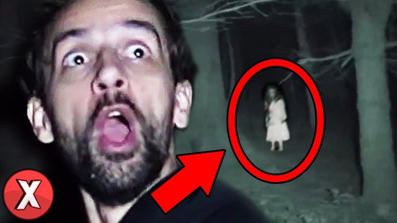 Fantasmas Capturados em Câmera - 15 Vídeos Assustadores