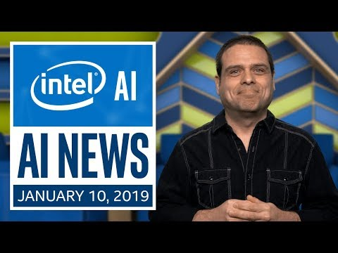 What Will be at EMEA Intel® AI Devcon 2019? | AI News | Intel Software