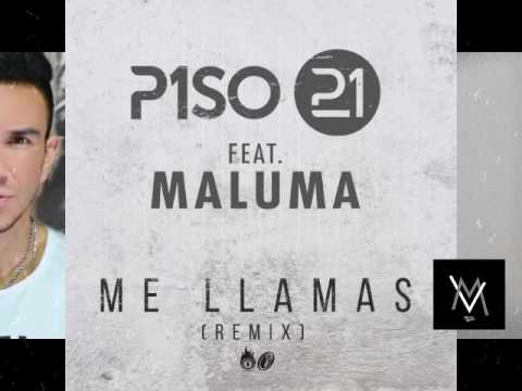 Piso 21 Ft Maluma - Me Llamas - Miguel Vargas Club Remix