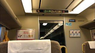 """【東芝GTO】281系特急はるか走行音 / JR-281 """"Haruka"""" sound"""