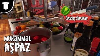 MÜKƏMMƏL AŞPAZ (GÜN: 1)   Cooking Simulator