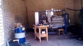 электростанция на дровах (газогенераторная)100 квт