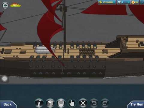 Battleship Craft Hansa version-----new mod