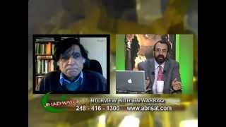 Ibn Warraq Exposes Islam on ABN With Robert Spencer