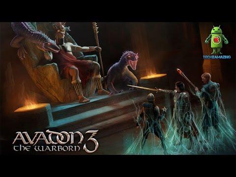 AVADON 3 The Warborn iOS / iPad Gameplay HD