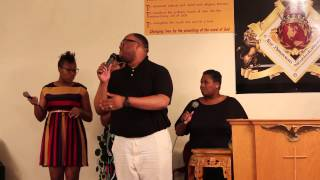 Lawrence Flowers Intercession - More - Performed Eagle Nest