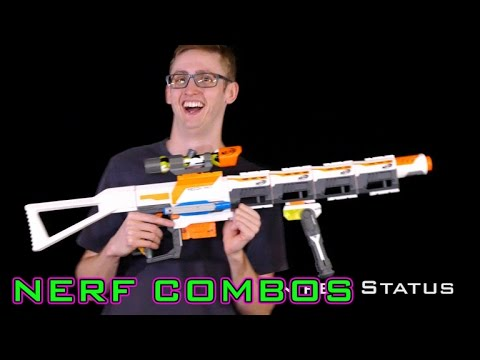 NERF COMBOS | MODULUS RECON MKII
