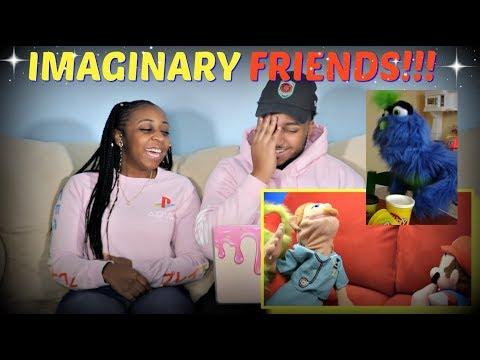 SML Movie  Jeffy's Imaginary Friend!  REACTION!!!