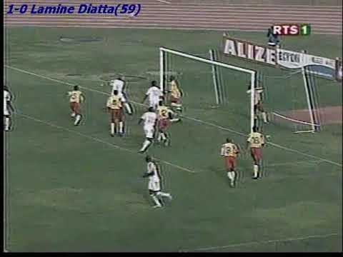 QWC 2006 Senegal vs. Congo 2-0 (05.06.2004)