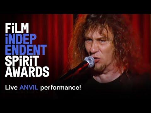 Anvil Performs at the 25th Spirit Awards