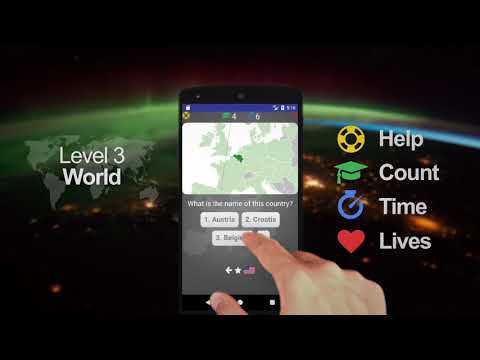 World map quiz android apps on google play gumiabroncs Choice Image