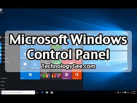 Microsoft Windows Control Panel | CompTIA A+ 220-1002 | 1.6