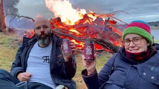 Red IPA - Bonfire June 2021