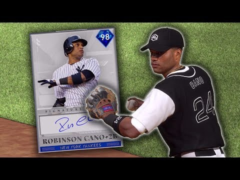 SIGNATURE ROBINSON CANO DEBUT! MLB The Show 19 Diamond Dynasty