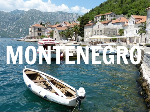 MONTENEGRO TRAVEL VIDEO BLOG