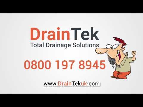 DrainTek - The 24 Hour Emergency Drain Unblocker in Glasgow - Got Blocked Drains, Call 0800 197 8945