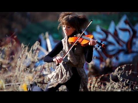 Electric Daisy Violin- Lindsey Stirling Original Song