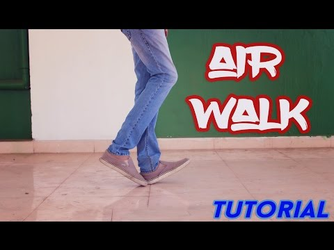 HOW TO AIR WALK IN JUST TWO MIN!! 😘😘