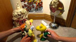 Bowser and the Koopas' Staff (Part 1)