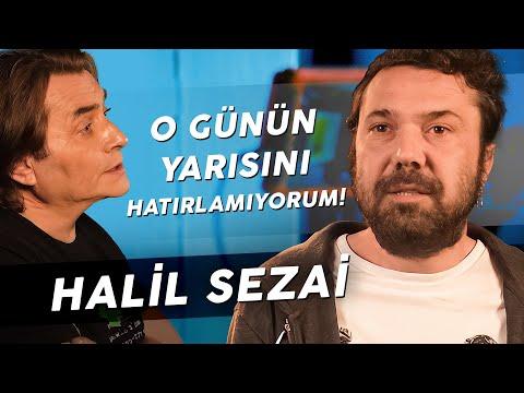"""HALİL SEZAİ """"ÖYLE YAŞASAM ANNEM KAFAMI KIRAR!"""""""