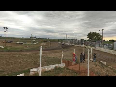 I-76 Speedway - Hobby Stocks Heat Race, 6/30/2018