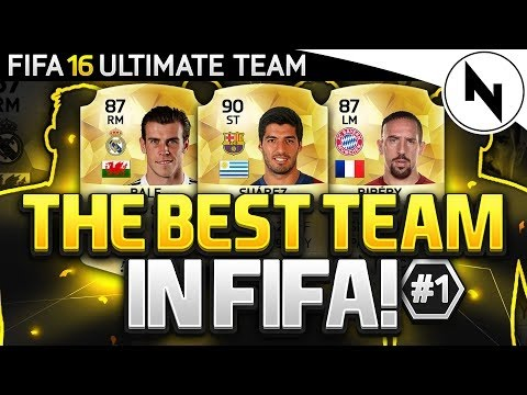 Fifa 15/ FIFA 16 Best Team Names Suggestion - YouTube