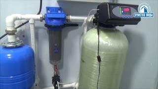 видео Фильтры и системы очистки воды от органики.