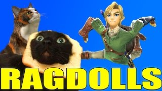 Gmod FUNNY RAGDOLL COMBAT Gamemode! (Garry's Mod)