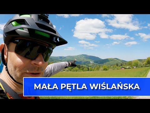 Mała Pętla Wiślańska - rowerem dookoła Wisły (Vlog122)