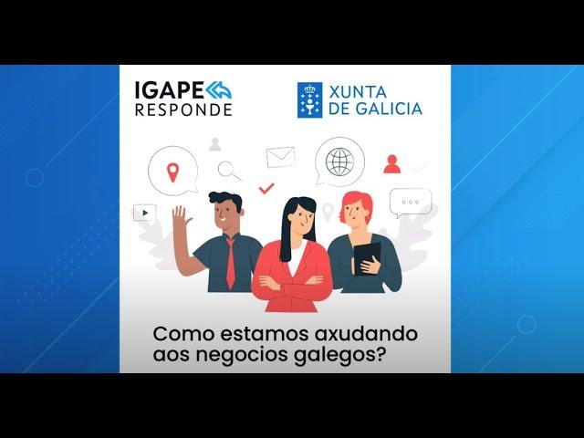 Como estamos axudando aos negocios galegos?