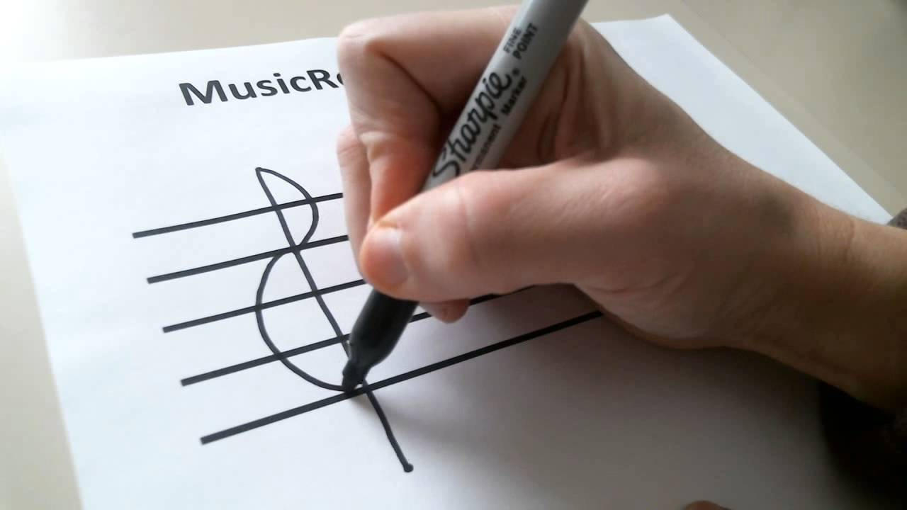Discussion on this topic: How to Draw a Treble Clef, how-to-draw-a-treble-clef/