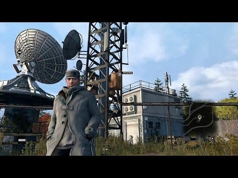 "Watch Dogs - Hope Is A Sad Thing: Unlock Abandoned cTOS Tower, Explosion ""Interrupted Recorded"""
