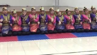 Saman Dance by SMP Labschool Cibubur