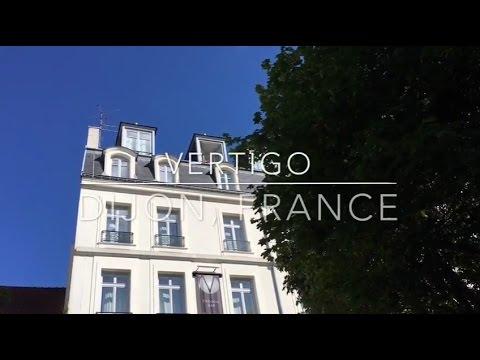 Vertigo Hotel, Dijon, France | Allthegoodies.com