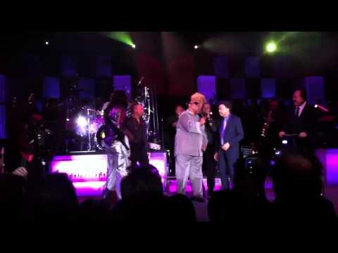 Earth Wind & Fire featuring Stevie Wonder