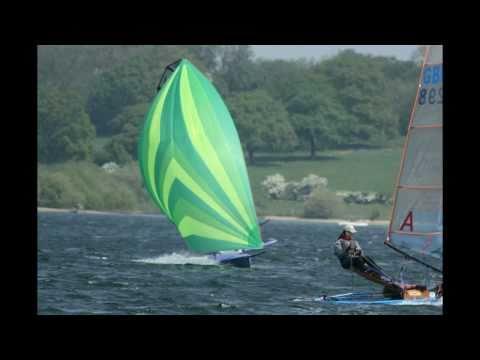 International Canoe Open - Llandegfedd Sailing Club 2011.mov