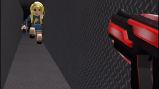 My Sister Gave Me A Godly Laser On Murder Mystery 2! | Roblox