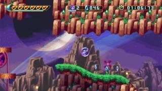 Freedom Planet 2 [PC] Dragon Valley Speedrun - 1:56:58 - Lilac (DEMO)