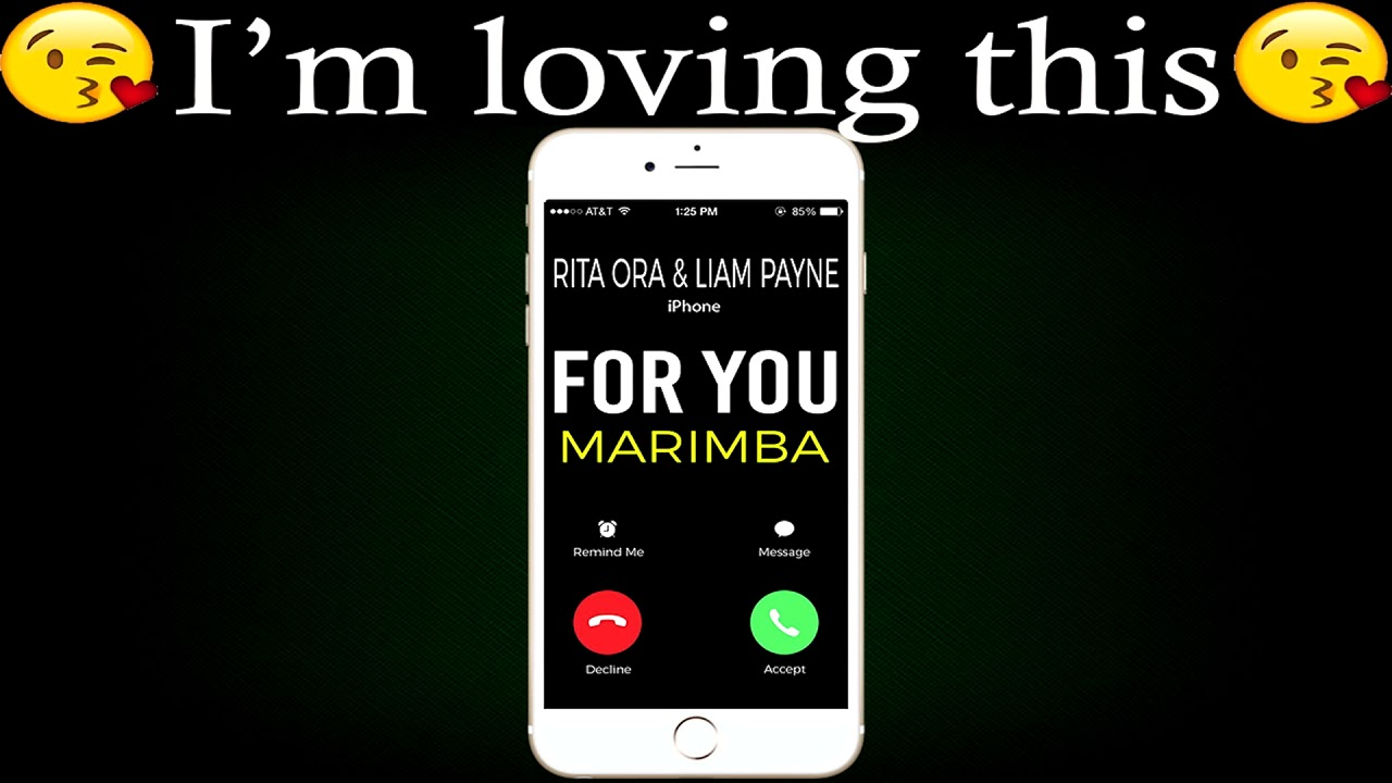 iphone marimba remix iphone ringtone for you marimba remix ringtone 12022